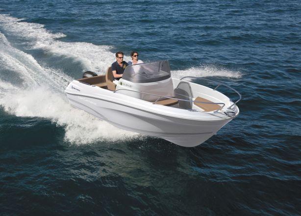 JEANNEAU CAP CAMARAT 5.5 CC S2 neuf, Pornichet Yachting