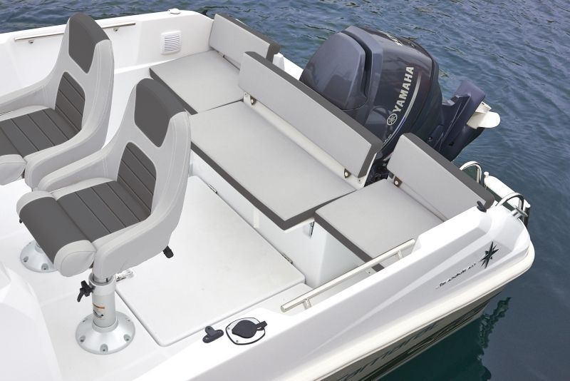 JEANNEAU CAP CAMARAT 5.5 WA S2, Pornichet Yachting