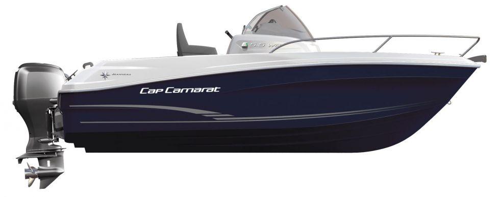 JEANNEAU CAP CAMARAT 5.5 WA SERIE 2, Pornichet Yachting