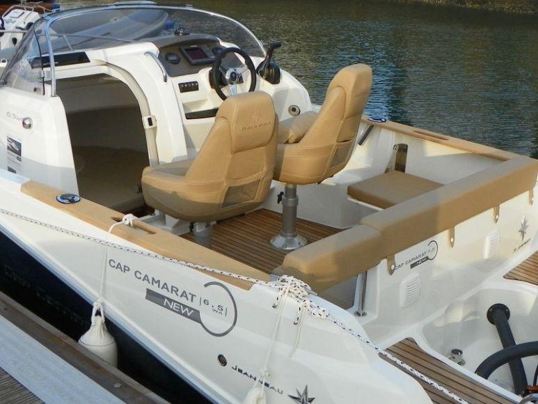JEANNEAU CAP CAMARAT 6.5 WA S3, Pornichet Yachting