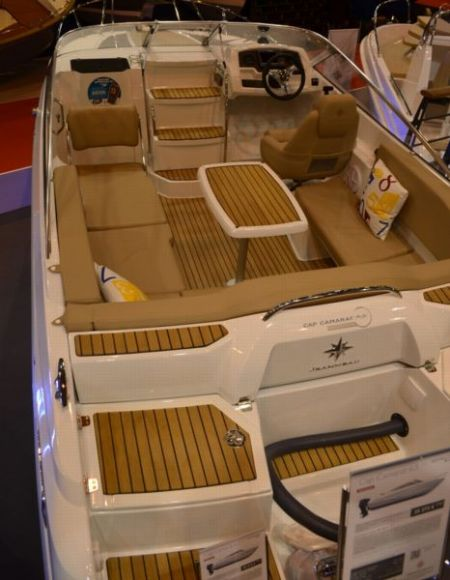 JEANNEAU CAP CAMARAT 6.5 DC, Pornichet Yachting
