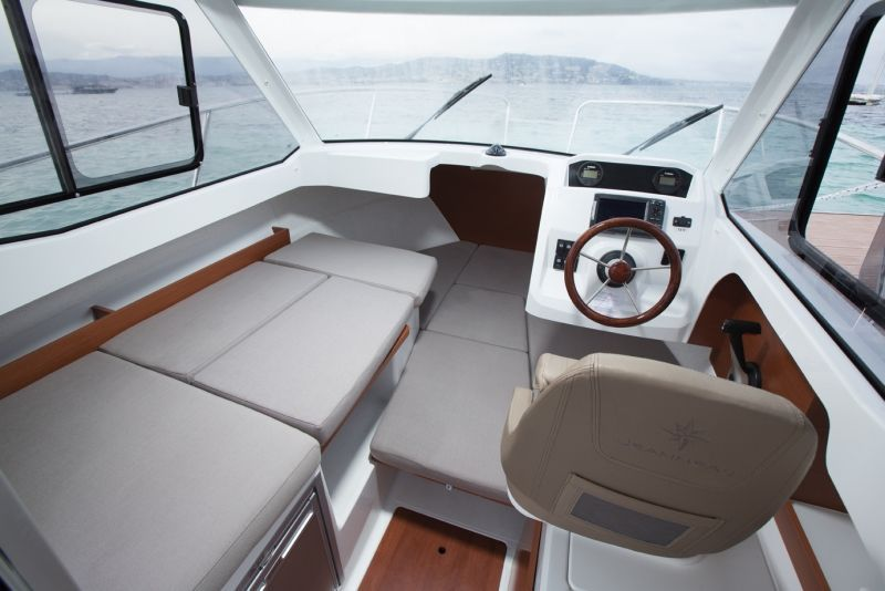 JEANNEAU MERRY FISHER 605, Pornichet Yachting