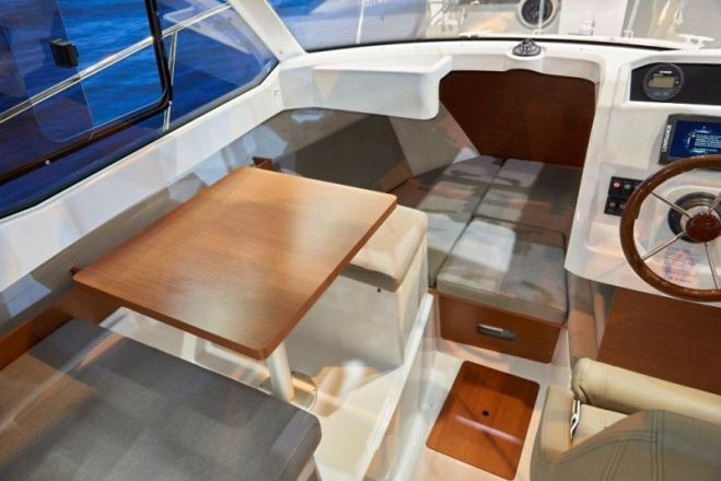 JEANNEAU MERRY FISHER 605 neuf, Pornichet Yachting