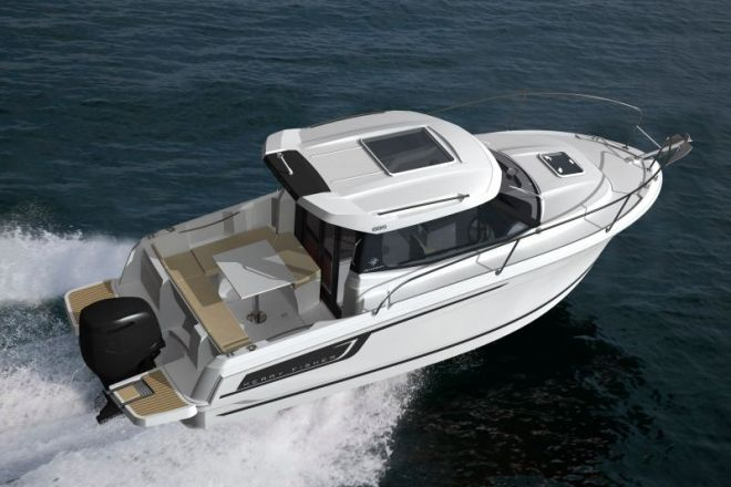 JEANNEAU MERRY FISHER 695 neuf, Pornichet Yachting