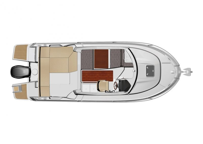 JEANNEAU MERRY FISHER 695 SERIE 2, Pornichet Yachting