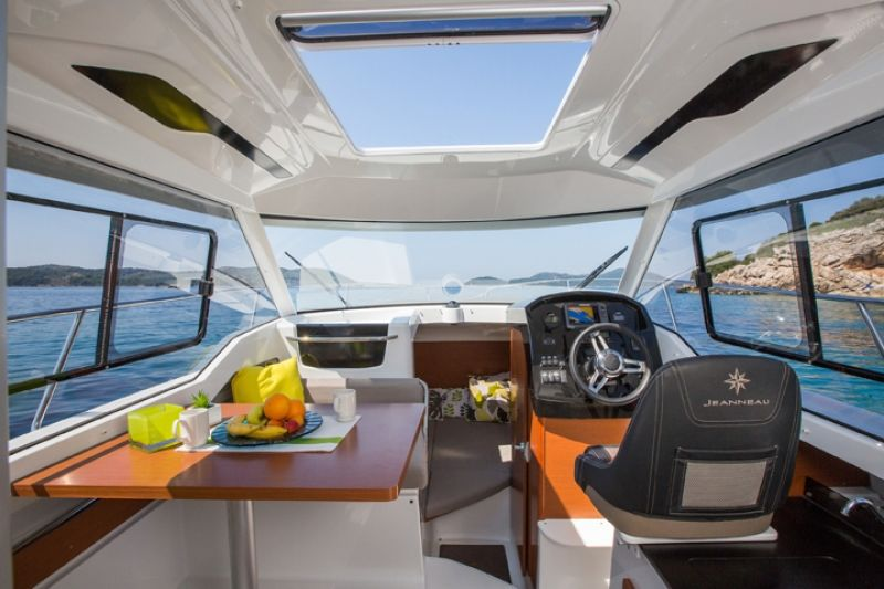 JEANNEAU MERRY FISHER 795, Pornichet Yachting