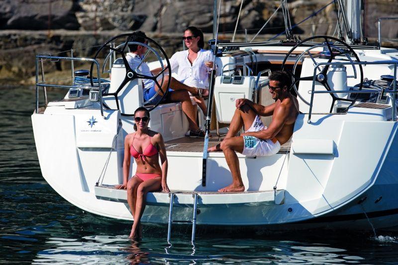 JEANNEAU SUN ODYSSEY 519, Pornichet Yachting