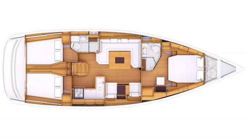 JEANNEAU SUN ODYSSEY 479, Pornichet Yachting