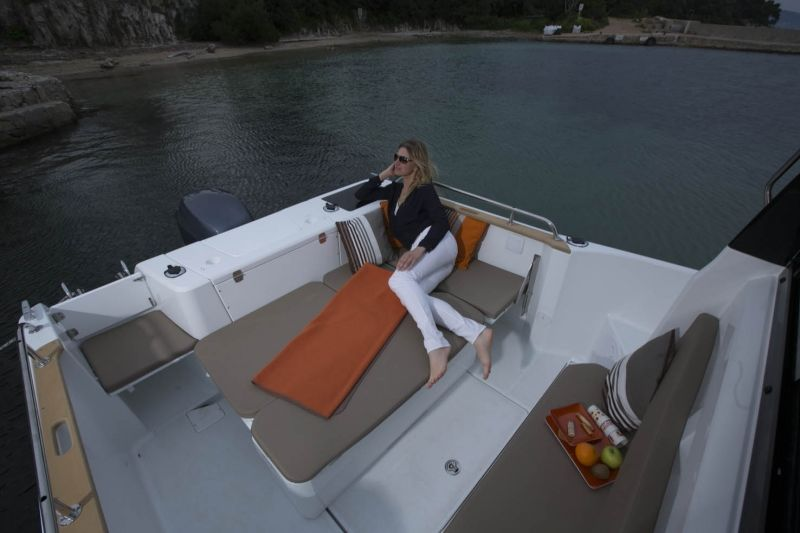 JEANNEAU MERRY FISHER 695 MARLIN SERIE2, Pornichet Yachting