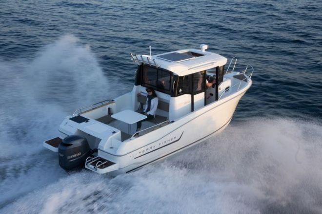 JEANNEAU MERRY FISHER 695 MARLIN SERIE2 neuf, Pornichet Yachting