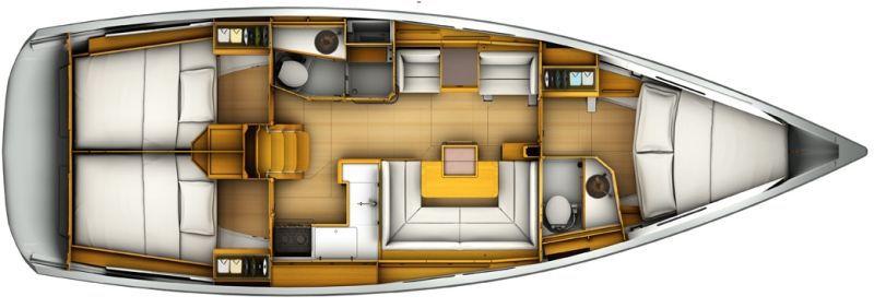 JEANNEAU SUN ODYSSEY 419, Pornichet Yachting