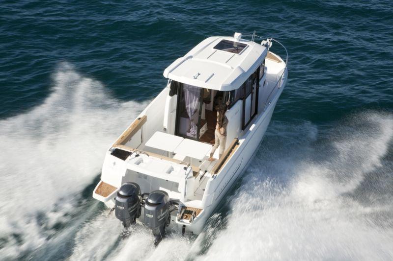 JEANNEAU MERRY FISHER 855 MARLIN, Pornichet Yachting