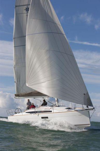 JEANNEAU SUN ODYSSEY 349, Pornichet Yachting