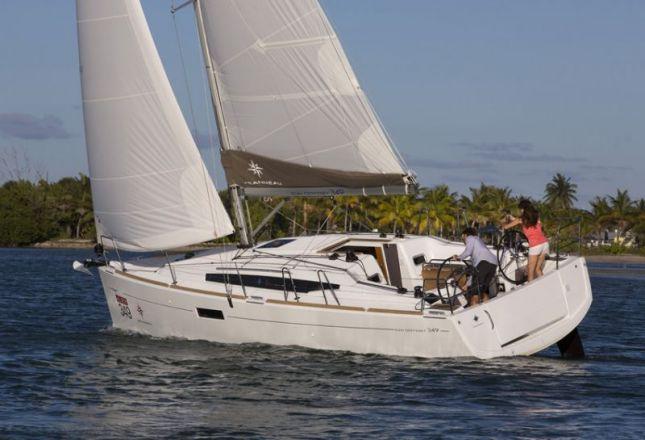 JEANNEAU SUN ODYSSEY 349 neuf, Pornichet Yachting