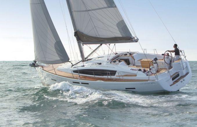 JEANNEAU SUN ODYSSEY 41 DS neuf, Pornichet Yachting