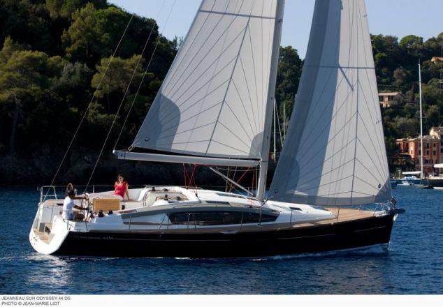 JEANNEAU SUN ODYSSEY 44 DS neuf, Pornichet Yachting