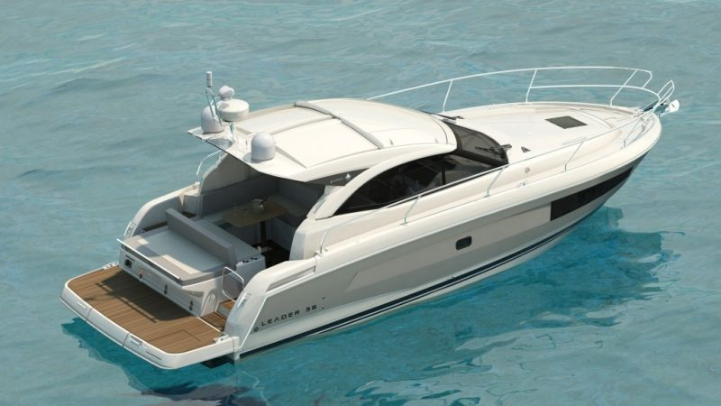 JEANNEAU LEADER 36, Pornichet Yachting