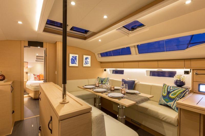 JEANNEAU JEANNEAU 54, Pornichet Yachting