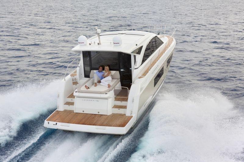 JEANNEAU LEADER 46, Pornichet Yachting