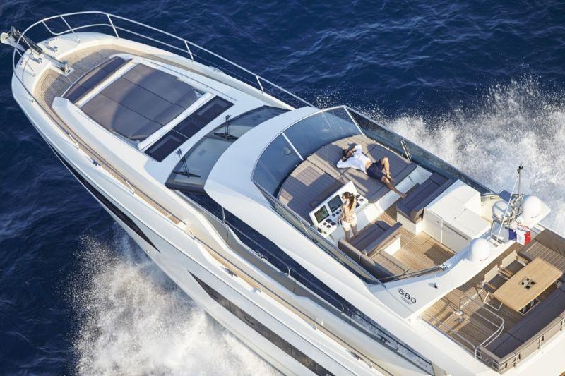 JEANNEAU PRESTIGE 680, Pornichet Yachting