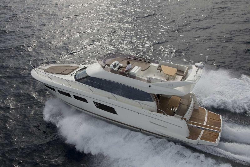 JEANNEAU PRESTIGE 500, Pornichet Yachting