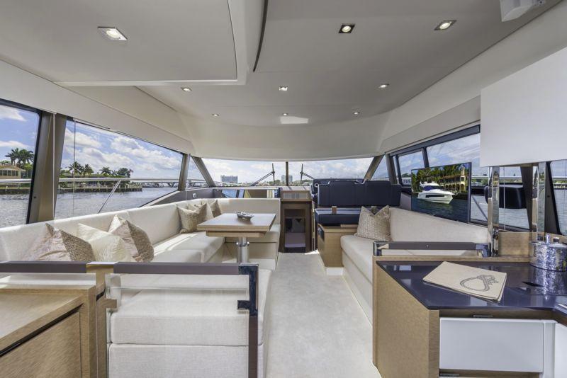 JEANNEAU PRESTIGE 460 , Pornichet Yachting