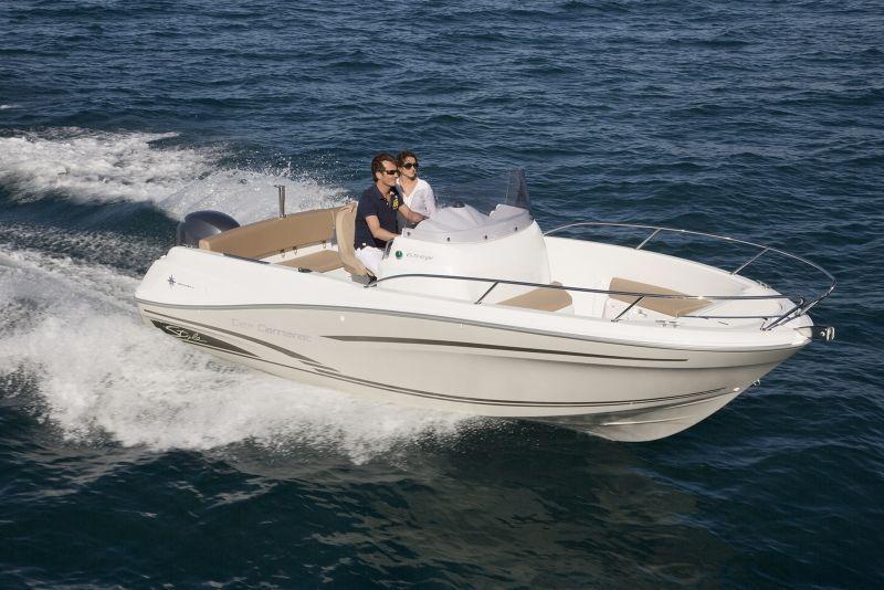 JEANNEAU CAP CAMARAT 6.5 CC S3, Pornichet Yachting