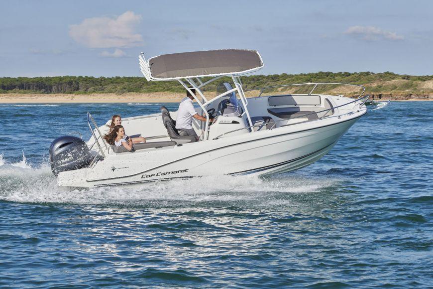 JEANNEAU CAP CAMARAT 6.5 CC SERIE 3, Pornichet Yachting