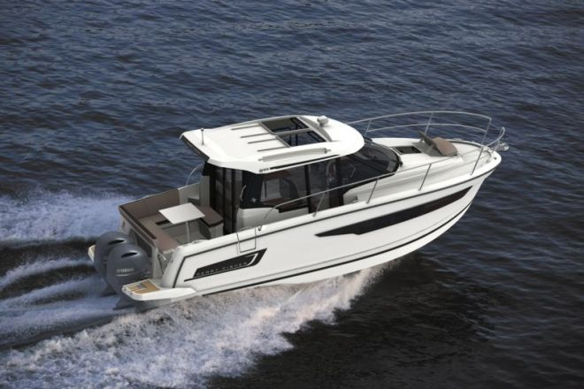 JEANNEAU MERRY FISHER 895 neuf, Pornichet Yachting