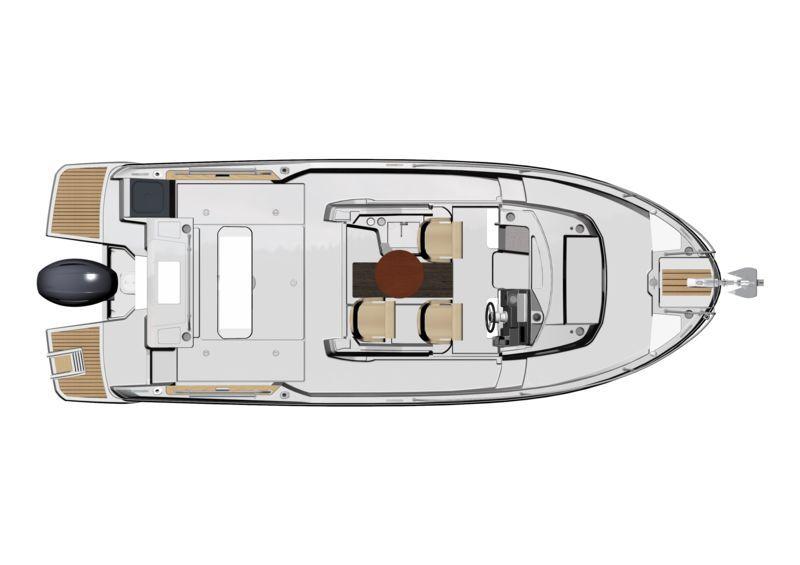 JEANNEAU MERRY FISHER 795 MARLIN, Pornichet Yachting
