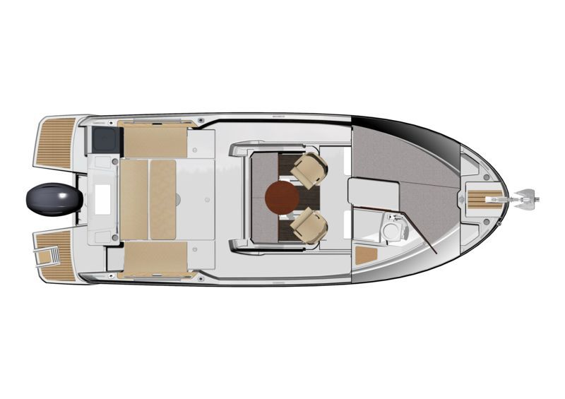 JEANNEAU MERRY FISHER 795 MARLIN, Pornichet Yachting
