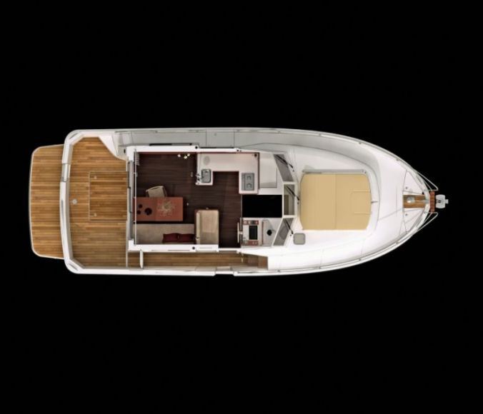 BENETEAU SWIFT TRAWLER 34, Pornichet Yachting