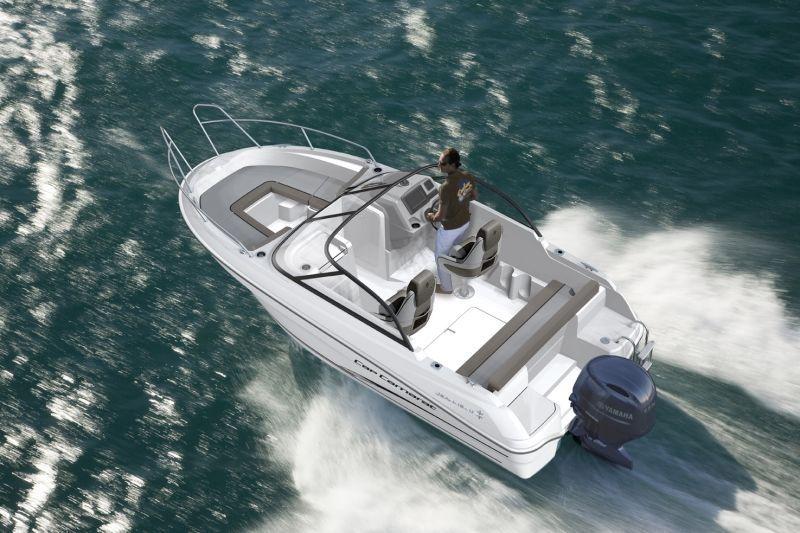 JEANNEAU CAP CAMARAT 5.5 BR, Pornichet Yachting