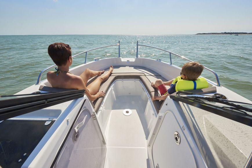 JEANNEAU CAP CAMARAT 6.5 BR, Pornichet Yachting