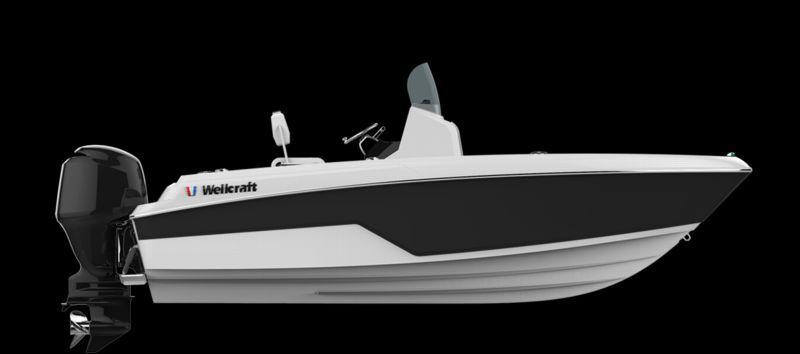 WELLCRAFT WELLCRAFT 182 FISHERMAN, Pornichet Yachting