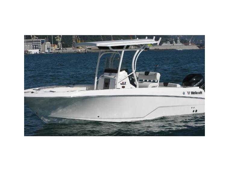 WELLCRAFT WELLCRAFT 222 FISHERMAN, Pornichet Yachting