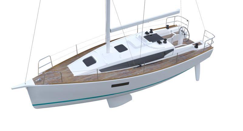 JEANNEAU SUN ODYSSEY 319 NEW, Pornichet Yachting