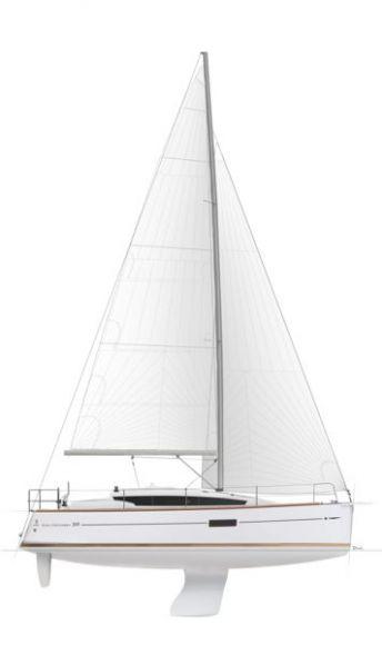 JEANNEAU SUN ODYSSEY 319 , Pornichet Yachting