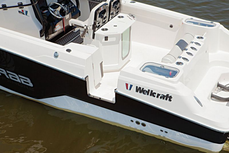 WELLCRAFT WELLCRAFT 262 FISHERMAN, Pornichet Yachting