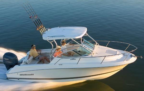 WELLCRAFT WELLCRAFT 232 COASTAL neuf, Pornichet Yachting