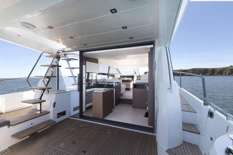 JEANNEAU PRESTIGE 520, Pornichet Yachting