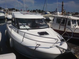 Annonce JEANNEAU MERRY FISHER 755 d'occasion, Pornichet Yachting