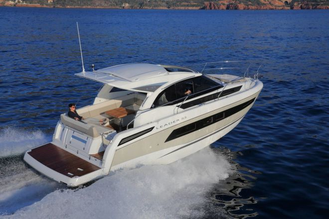 JEANNEAU LEADER 33 neuf, Pornichet Yachting