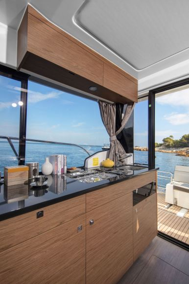 JEANNEAU MERRY FISHER 1095 NEW, Pornichet Yachting