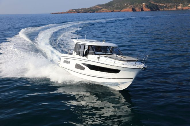 JEANNEAU MERRY FISHER 1095 NEW neuf, Pornichet Yachting