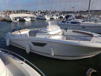 Annonce JEANNEAU CAP CAMARAT 8.5CC d'occasion, Pornichet Yachting