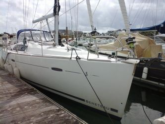 Annonce BENETEAU OCEANIS 43 d'occasion, Pornichet Yachting