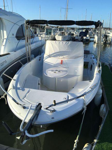 JEANNEAU CAP CAMARAT 6.5 CC SERIE 2, Pornichet Yachting
