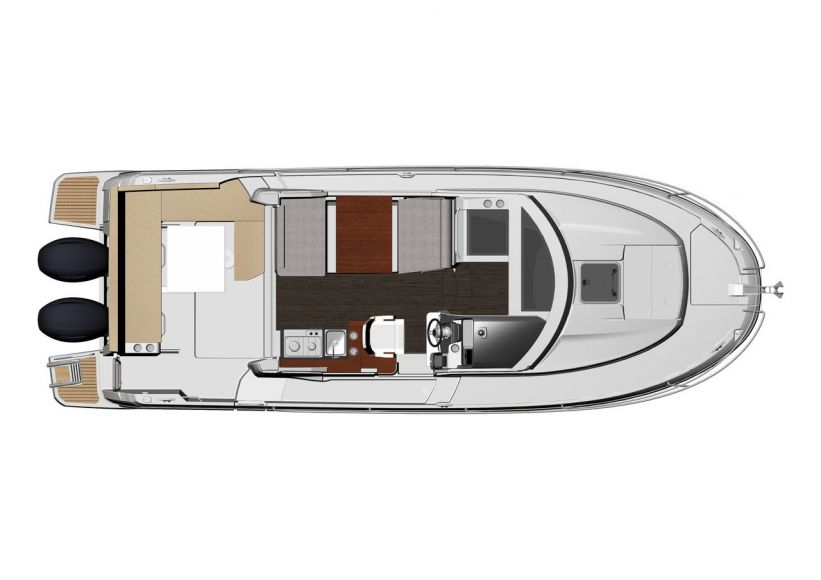 JEANNEAU MERRY FISHER 895, Pornichet Yachting