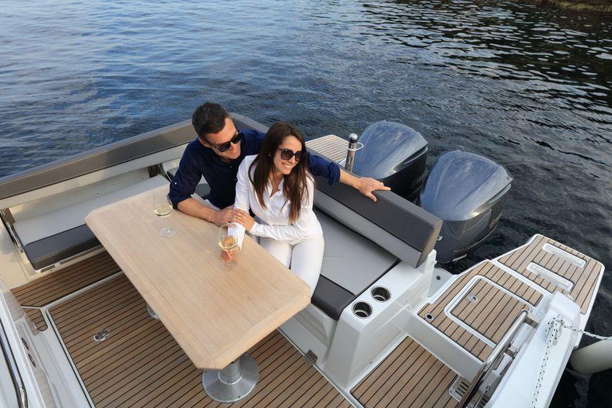 JEANNEAU CAP CAMARAT 9.0 CC, Pornichet Yachting